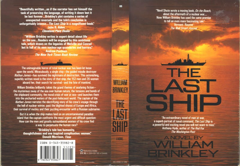 How cheesy will Michael Bay's post-apocalyptic show The Last Ship be?