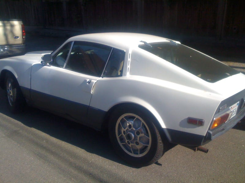 Saab Sonett Brings Scandinavian Madness To The Streets Of Oakland