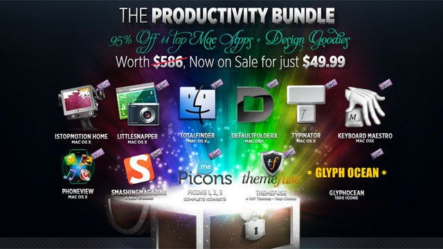 Get 11 Great Mac Productivity, Web Design, and Development Tools at a Massive Discount