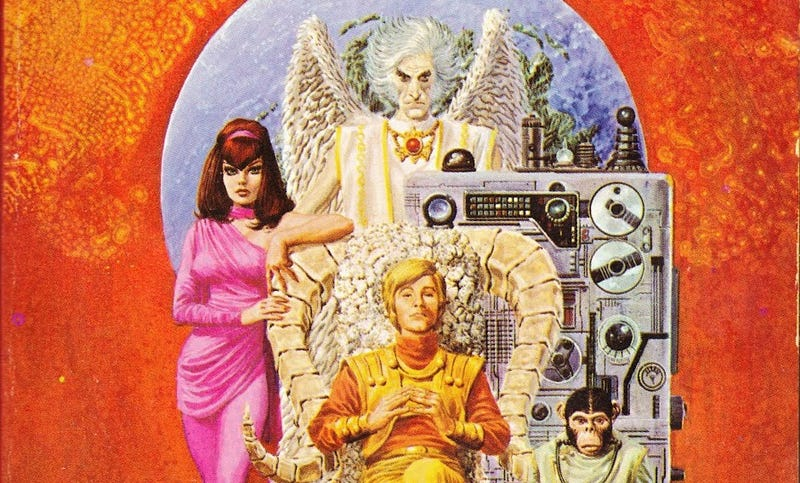 Was a famous patient who believed he lived on other planets actually novelist Cordwainer Smith?