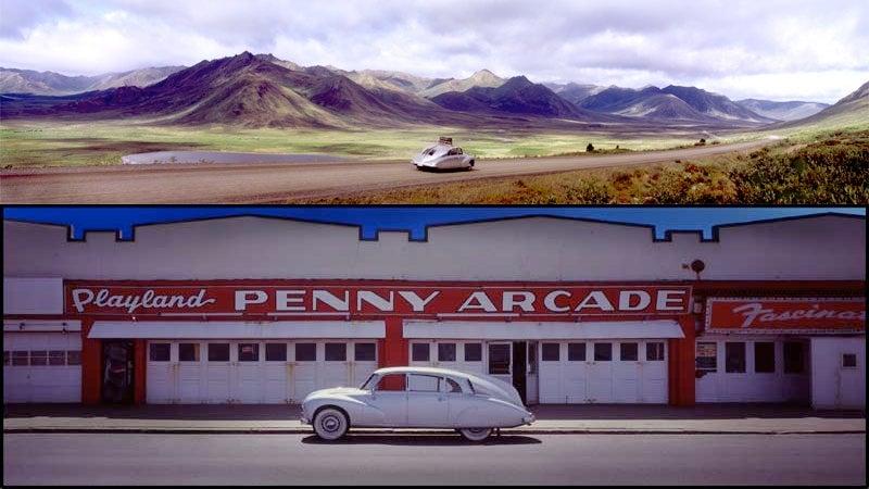By Tatra across America