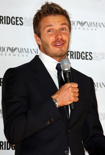 Second Prostitute Comes Forward In David Beckham Sex Scandal