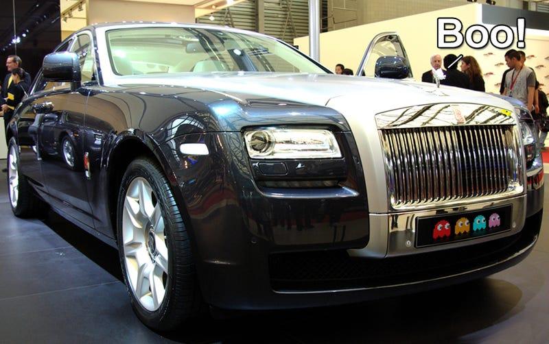 Rolls-Royce 200EX Dies In China, We See Ghost