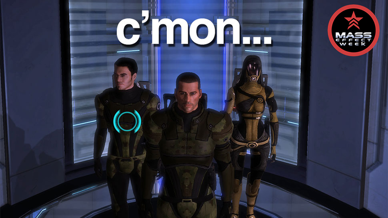 An Oddly Long, Banter-Filled History of Mass Effect Elevators