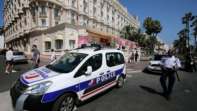 Cannes Jewel Heist Might Be the Second-Largest Ever in France