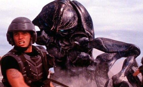 Could A Starship Troopers Arachnid Attack Happen to You?