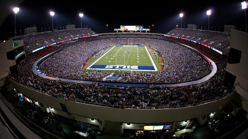 The Bills Blackmailed New York Taxpayers Into Covering 84 Percent Of Stadium Renovations