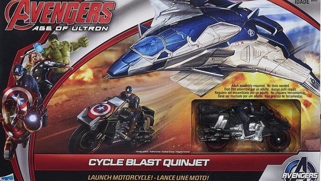 Black Widow Absent From A Toy Based On One Of Her Coolest AoU Moments