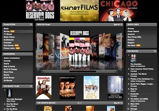 Lionsgate Films Head To iTunes Store, Walmart Put On Notice