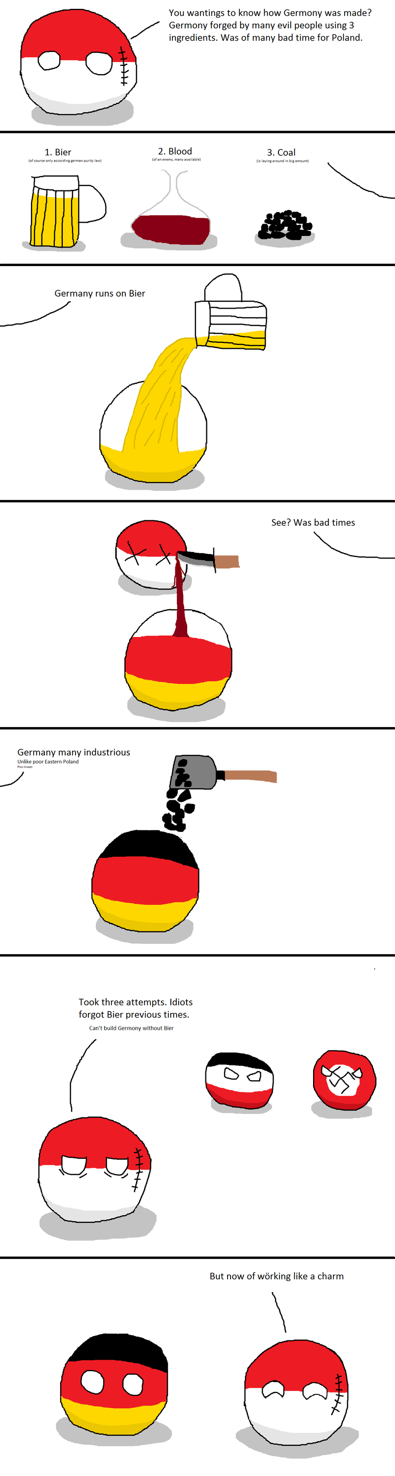 Daily Polandball: if only we knew sooner