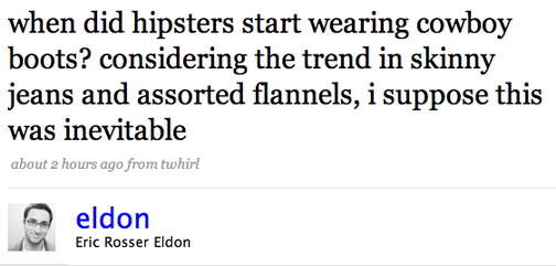 Hipsters Are Ruining Twitter, Say Hipsters on Twitter