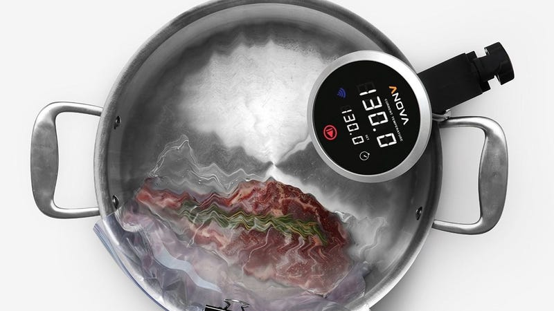 Amazon's Offering Rare Discounts on Anova's Excellent Sous-Vide Circulators Today