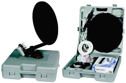 Techno-Box o' Fun: Satellite Suitcase