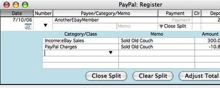 Quicken Tip: Track your PayPal account