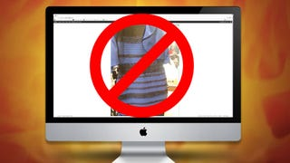 How to Block Posts About the Insanity-Inducing Dress from the Internet