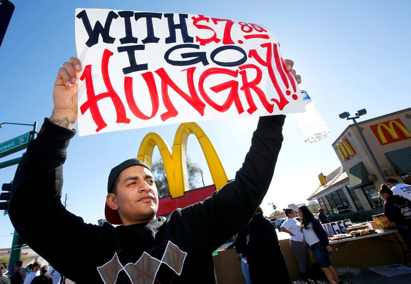 Fast Food Workers Are Suing McDonald's for Wage Theft