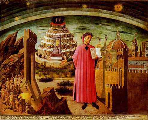 EA Developing Game Based On Dante's Inferno