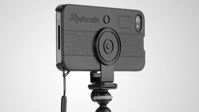 This Is the iPhone 4 Case for Hipstamatic Junkies