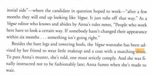 Anna Wintour is Still a Hair Nazi