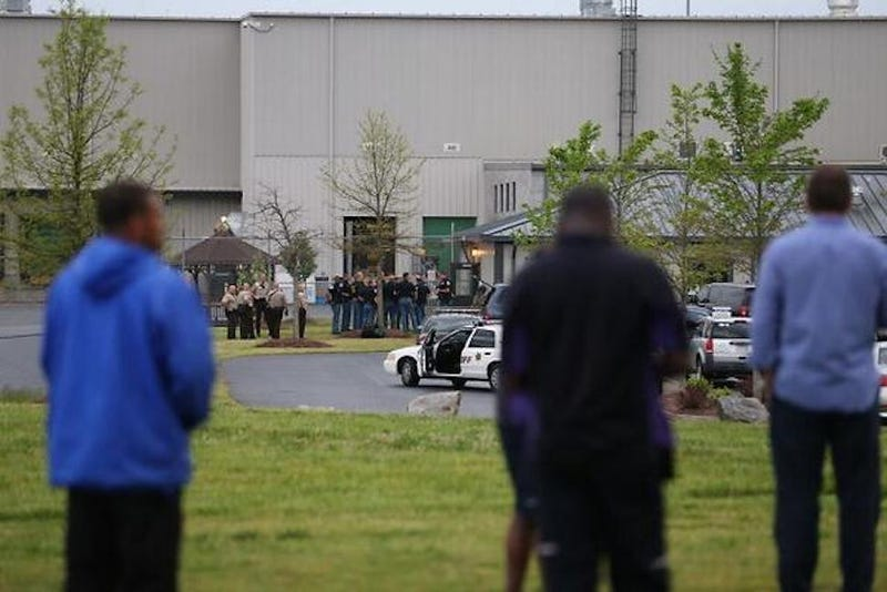 Six Injured in Shooting at Georgia FedEx Facility