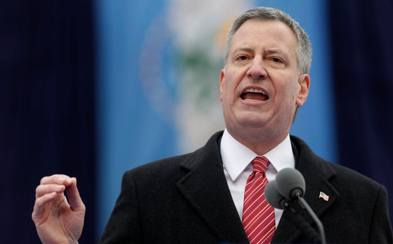 Reporter Kicked Out of Bill de Blasio's Secret Pro-Israel Speech