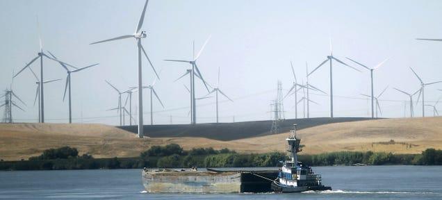 California's Grid May Soon Store Energy in Giant Ice Packs