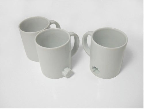 Link Mugs: How Many Scalding Hot Beverages Can You String Together?
