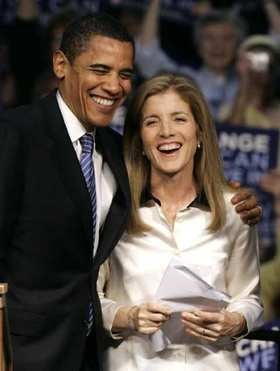 Caroline Kennedy, the Unqualified, Lady Kennedy