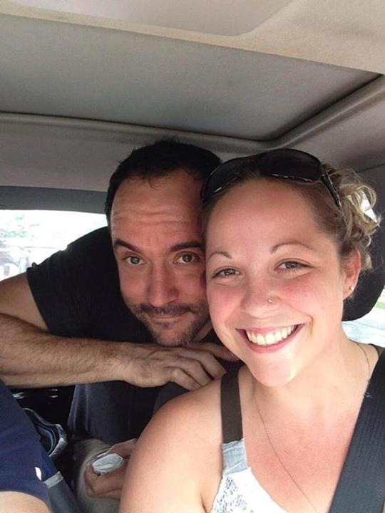 Couple Driving to Dave Matthews Show Spots a Hitchhiking Dave Matthews