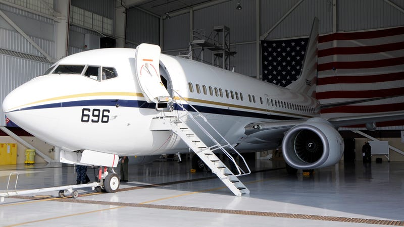 The US Navy Finally Retires The C-9B Skytrain II After 41 Years