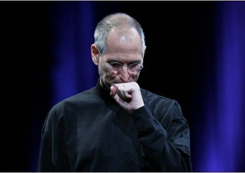 A Steve Jobs Confession, a Fanboy Shock