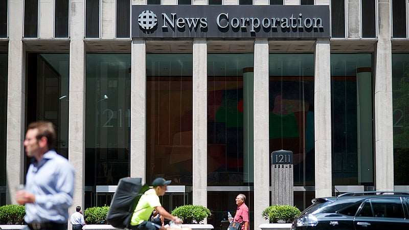The Scandal's Second Scalp: News Corp Abandons BSkyB Bid