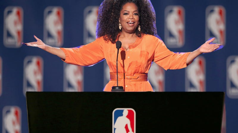 Oprah Might Help Buy the Los Angeles Clippers