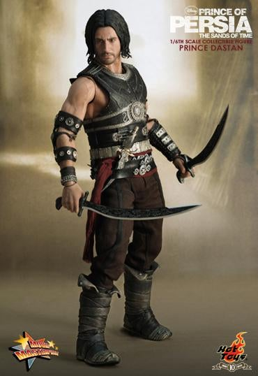 Prince Of Persia Figure Has Plastic Face, Jakey Chest