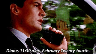 Diane, 11:30 AM, February 24th.