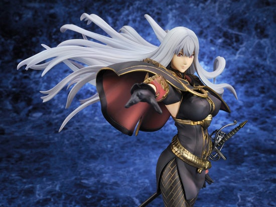 A Lovely New Selvaria Bles For The Valkyria Chronicles Fan