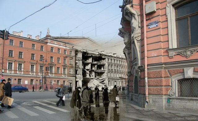 Photoshop Time Portals