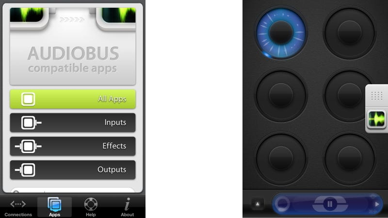 Audiobus Just Turned iOS into a Recording Studio