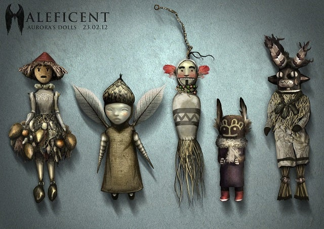 Delve Deep into the World of Maleficent With Its Concept Art