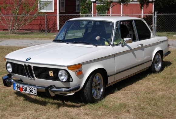 NPOCP: 1973 BMW 2002tii Set Up By BMWCCA Instructor