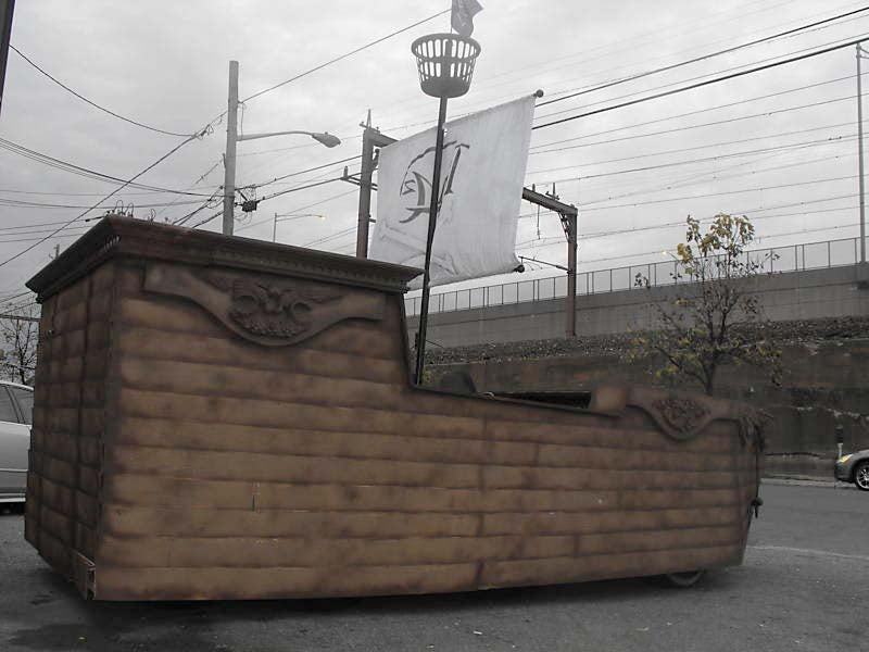 You Missed The Chance To Own A 1993 Ford Pirate Ship