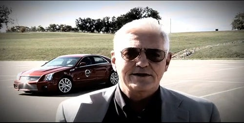 Jalopnik Vs. GM: Bob Lutz In Training For Monticello