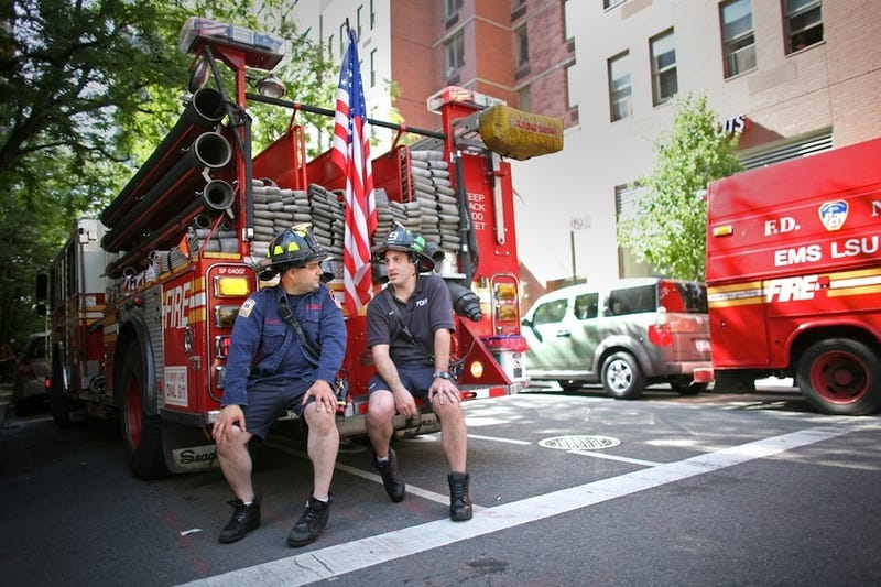 The FDNY Entrance Exam Is Designed to Weed Out 8-Year-Olds