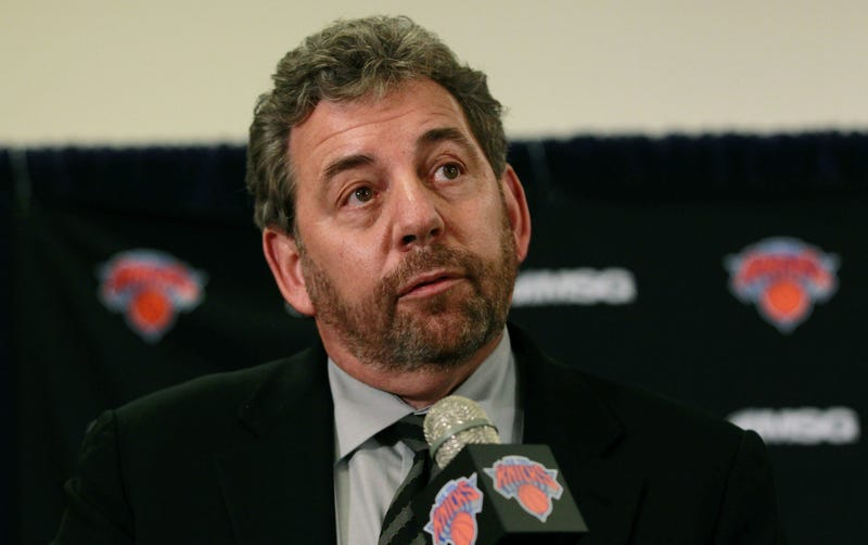 James Dolan Is On The Warpath Again