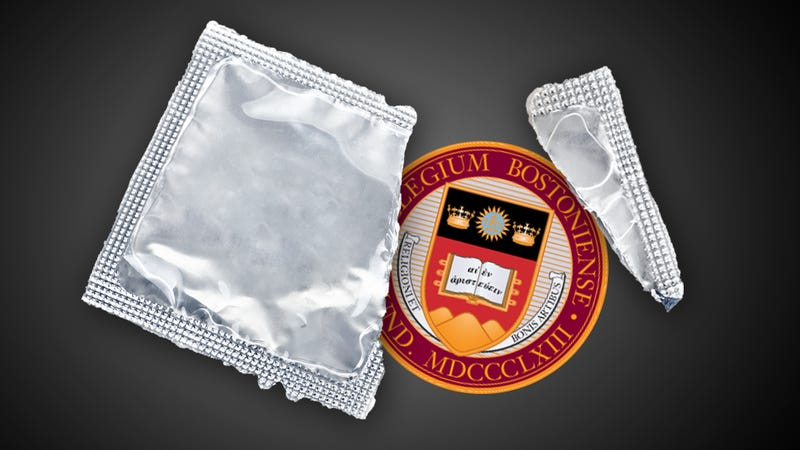 Boston College Wants to Ban Free Condoms