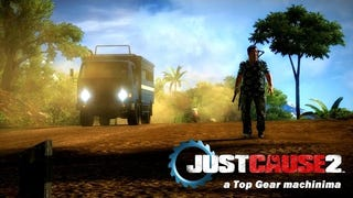 Jeremy Clarkson and<i> Top Gear</i>Live On Inside<i>Just Cause 2</i>(FP Repost)