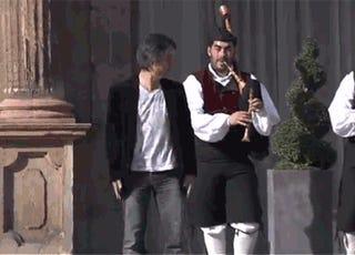 Here's Shigeru Miyamoto Doing Gangnam Style