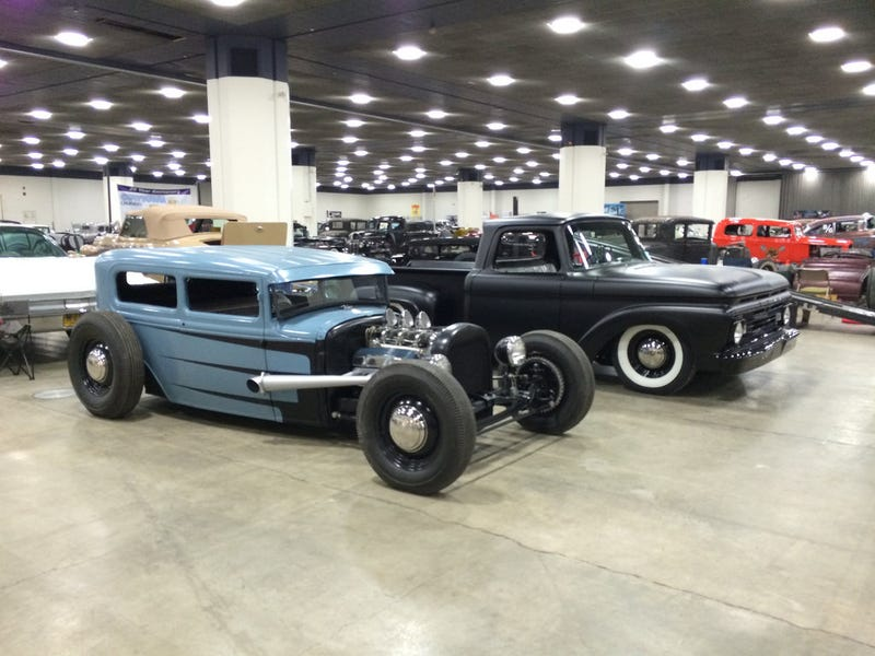 Highlights from Detroit Autorama 2014