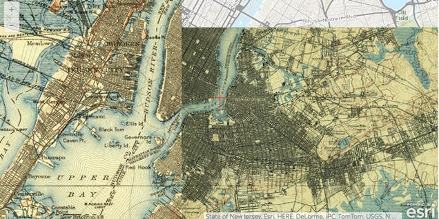 Watch How American Cities Grew Through Thousands of Historic Maps
