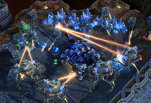 StarCraft II Fastest Selling Strategy Game Of All Time